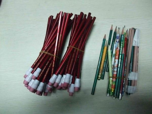 """杭州麦田""""一支铅笔""""活动情况反馈表"""