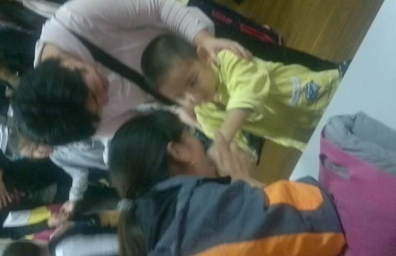 幼儿园活动感言。